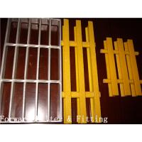 China Stainless Castings Steel Bar Grating Carbon Steel Metal For Flooring Ramps on sale
