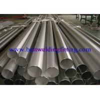 ASTM B163 UNS N10176 Nickle Base Thick Wall Steel Tube Thickness 1mm - 40mm Manufactures