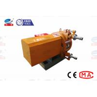Building Industrial Hose Pump Squeeze Type For Delivery Cement Mortar Manufactures
