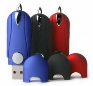 China Colorful Plastic Usb Flash Drive on sale