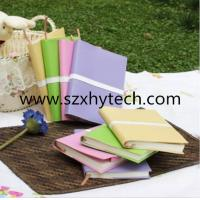 cheap PU leather pocket notebook Manufactures