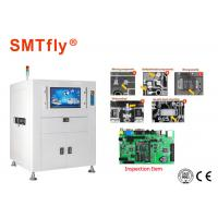 Fully Automated Inline AOI Inspection Machine With 22 Inch TFT Display / CCD Camera Manufactures