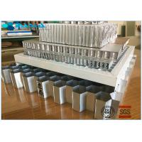 Buy cheap Backflow Material Aluminum Honeycomb Structure Anti Deformation And Impact from wholesalers