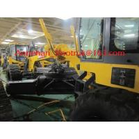 Compact GR135 130HP 11000kg Tractor Road Grader / Small Motor Grader Manufactures