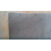 0.7mm Expanded Titanium Wire Mesh 700mm Length Diamond Opening Manufactures