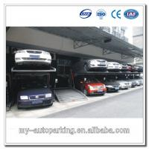 Double Parking System Car Parking Lot Solutions Vertical Car Parking Manufactures