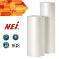 Cosmetics / Exquisite Photograph Matte Lamination Film Rolls High Efficiency Manufactures