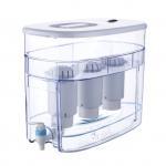 Kicthen Countertop Water Filter Dispenser , Water Filter Tank 9L Big Volume Manufactures