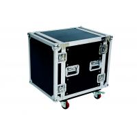 Aluminum + Plywood Rack Flight Case 26U Color Customized For Storage Manufactures