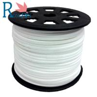 Top quality hot sale 3mm  Faux Flat Suede Leather Cord Manufacturer For Jewelry Making 21# Manufactures