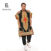 Cotton Wax Print Readymade Maxi african styles tops mens african clothing Manufactures