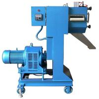 Buy cheap Low Noise Plastic Pellet Extruder Machine / Granulation Equipments For Waste Filament Cutting System from wholesalers