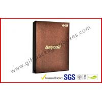 China Special Brown Paper Sleeve Electronics Packaging , Promotion Gift Packaging for Samsung Boxes on sale