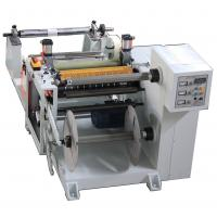 Roll Foam Tape, Paper Label, Film Automatic Slitting Rewinding Machine max width 650mm Manufactures