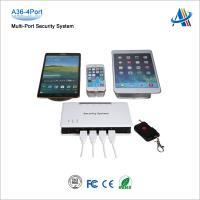 4-port alarm unit designed for cell phone display security in retail mobile store Manufactures