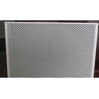 China 304 304L 316 316L 2mesh 3mesh  5mesh 6mesh 2mm 3mm stainless steel perforated metals on sale