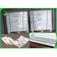 Size Customized No Fluorescent Additives 60 70 Gsm Wood Pulp Offset Paper Manufactures