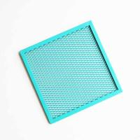 Aluminum Powder Coating Expanded Metal Mesh Ceiling Customized Color For Building Manufactures