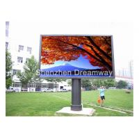 Epistar P10 Outdoor Advertising LED Display MBI5024 IC DIP346 160×160 mm Manufactures