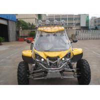500cc 800cc 1100cc Go Kart Buggy Single Cylinder With Spare Tyres / Windshield Manufactures