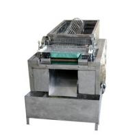 Stainless Steel Food Processing Machineries Of Quail Egg Peeler With Single Phase 220V Manufactures