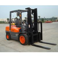 Large Capacity Small Electric Forklift , 3.5 Ton Counterbalance Forklift Truck Manufactures