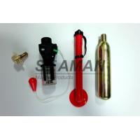 China Re - arming Kit Automatic device Life Jacket Accessories Valve Base Oral Tube Clip on sale