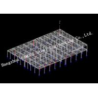 Pipe Truss Planning Structural Engineering Designs America Standard Consulting Firm Manufactures