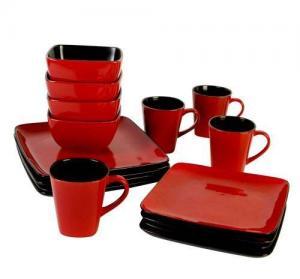 Stoneware Dinner Set, Mug, Bowl, Color Glaze Dinner Set Manufactures