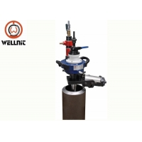 China Wellnit Electric pipe beveling machine thick wall pipe beveler on sale