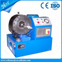 low pressure crimping machine hydraulic hose / hydraulic hose crimping machine for sale Manufactures