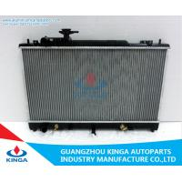 Auto Spare Parts Engine Radiator For 2010 Mazda 6 With Aluminum Core Plastic Tank Manufactures