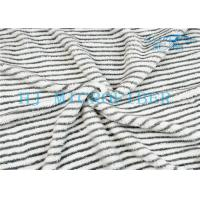 China White Microfiber Hard Wire Coral Fleece Fabric Used In Mop Pads Heads on sale