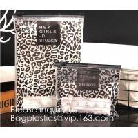 China Small Clear PVC Waterproof Bag with Zipper Closure, Mini Portable Transparent Plastic Organizer Pouch for Cosmetic, Make on sale