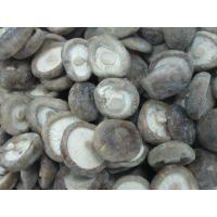 China Delicious IQF Freezing Fresh Mushrooms Dia 6 ~ 7cm , Chinese New Crop Frozen Vegetables on sale