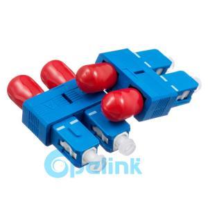 Singlemode Duplex Fiber Optic Adapter Connector IL  Manufactures