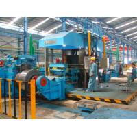 650mm Four High Cold Rolling Mill Equipment , 150m/min Aluminum Roll Mill Machine Manufactures