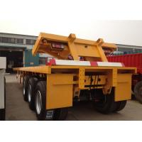 High Pressure Wide Range Commercial Truck Trailer  Mn steel 40 Ton - 50 Ton Manufactures