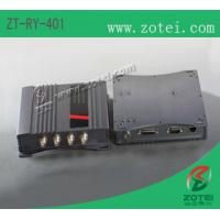 Split Multichannel UHF RFID Reader/writer,4 TNC antenna port,902~928MHz,or customized it Manufactures