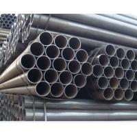 Pickled 2B Stainless Steel Elliptical Tube Large Diameter For Window / Door Manufactures
