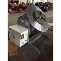 5 Ton Loading Rotary Welding Positioners For Piping , Speed Adjust By Inverter Manufactures