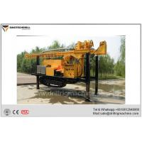 Full Hydraulic Crawler Drill Rig Cummins Engine For Mineral Surface Coring Manufactures