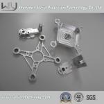 Al7075 Precision CNC Aluminum Machined Part/CNC Machining Part Uav Component for Aerospace Manufactures