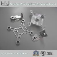Al7075 Precision CNC Aluminum Machined Part/CNC Machining Part Uav Component for Aerospace Manufactures
