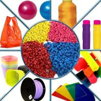 China Injection Plastic Color Masterbatch , Compatible Plastic Granules Raw Material on sale