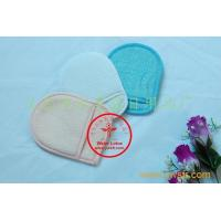 China Facial Cleaning Mitt (XL-021) on sale