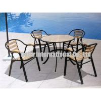 Sell wood table and chairs DWS-018 Manufactures