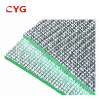 China Plastic Pipe Aluminum Foil Sound Absorbing Foam Xpe Building Materails LDPE on sale