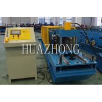 Reinforcing rib V Struct Cold Roll Forming Machine 7.5KW Power HRC58-62 Roller Material Manufactures