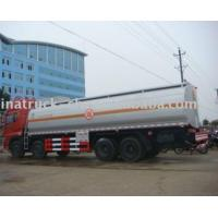 13 Meters 3 Fuwa Alxes Fuel Truck Trailer Manufactures